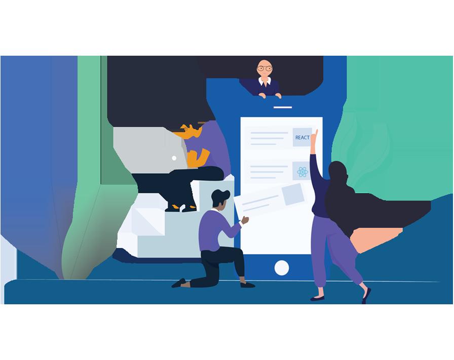 Website Development with ReactJS