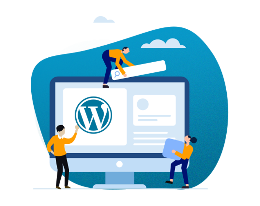 WordPress Development at SBS Technology