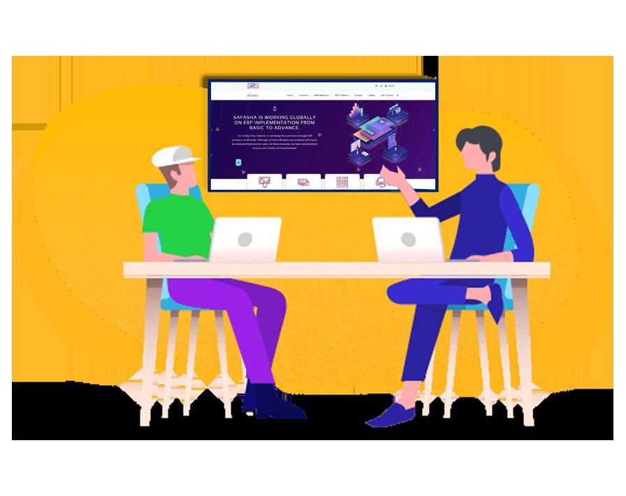UI/UX Design Services At SBS